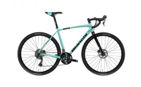 BIANCHI IMPULSO ALLROAD GRX 810 DISC