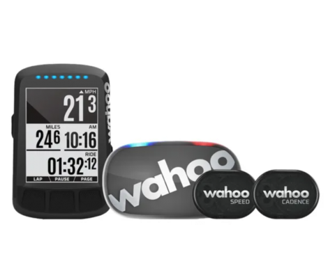 Wahoo Elemnt Bolt Stealth BUNDLE GPS